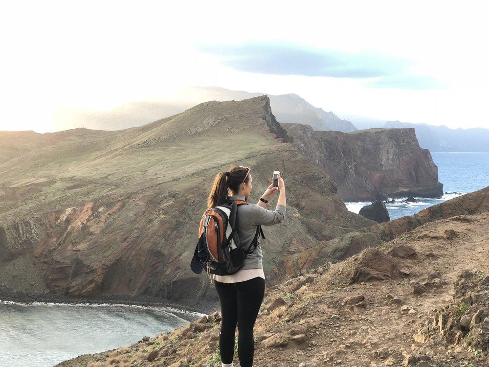 Maderia Island - Hike