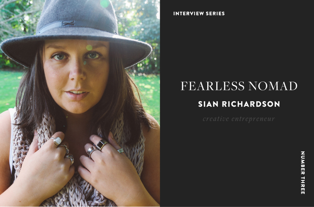 fearless nomad sian richardson by state of mind studio