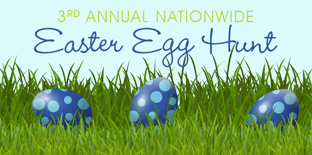Let our 3rd annual nationwide easter egg hunt begin kickee pants let our 3rd annual nationwide easter egg hunt begin search high and low to find our cherished golden eggs containing gift certificates negle Images