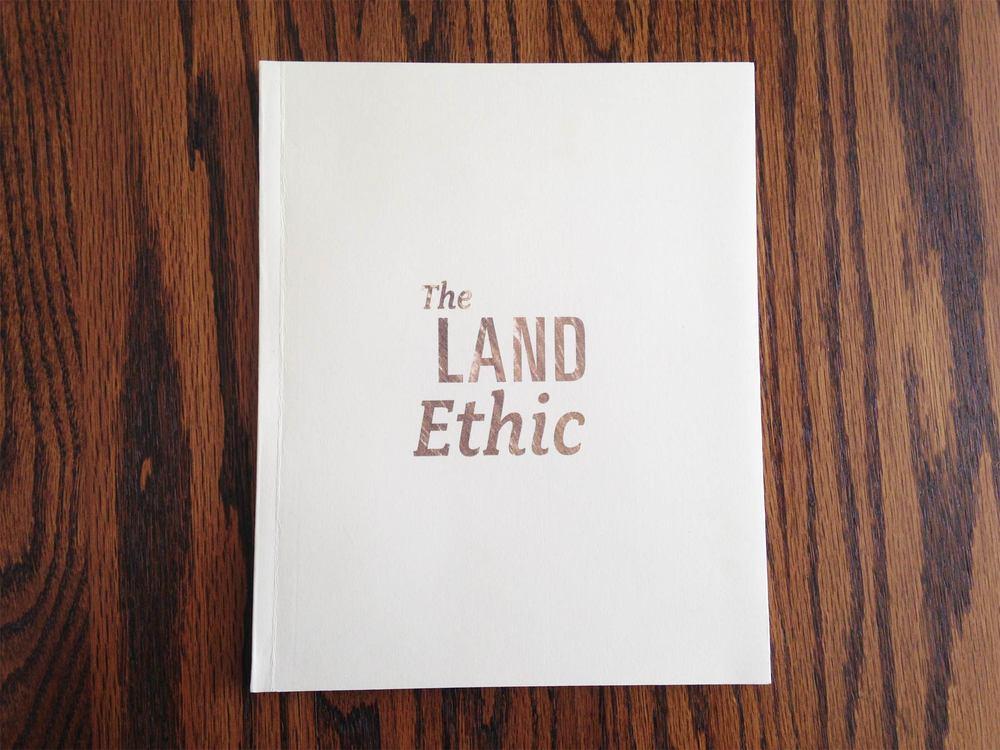 aldo leopold essay land ethic