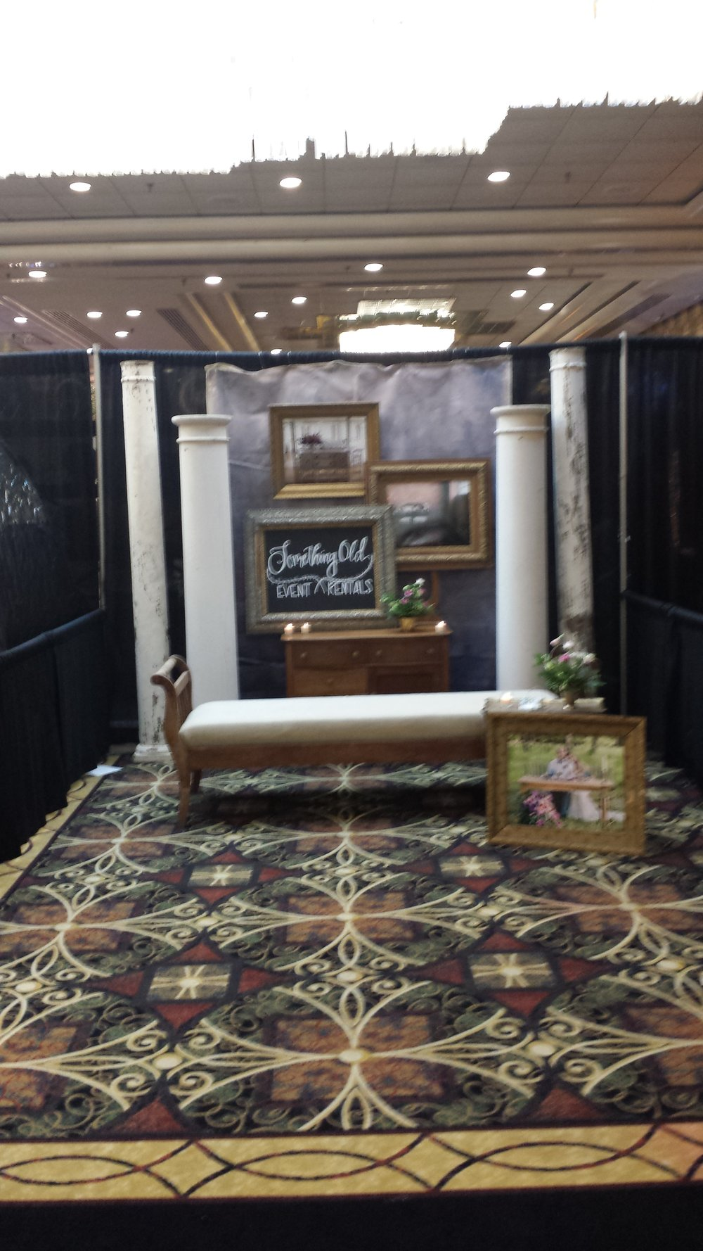 Something Old Event Rentals - Behind Every Bride