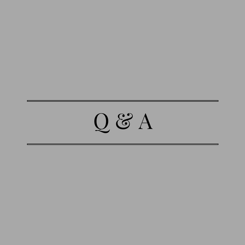 Spruce Wedding Company - Planning Q&A
