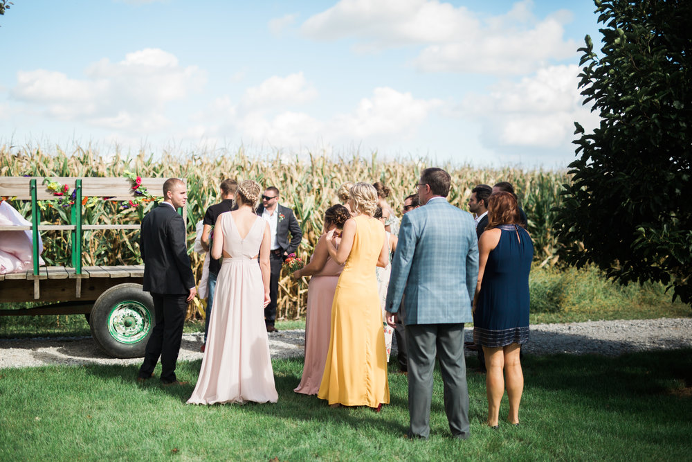 Spruce Rentals - Backyard Wedding with Miriam Bulcher Photography