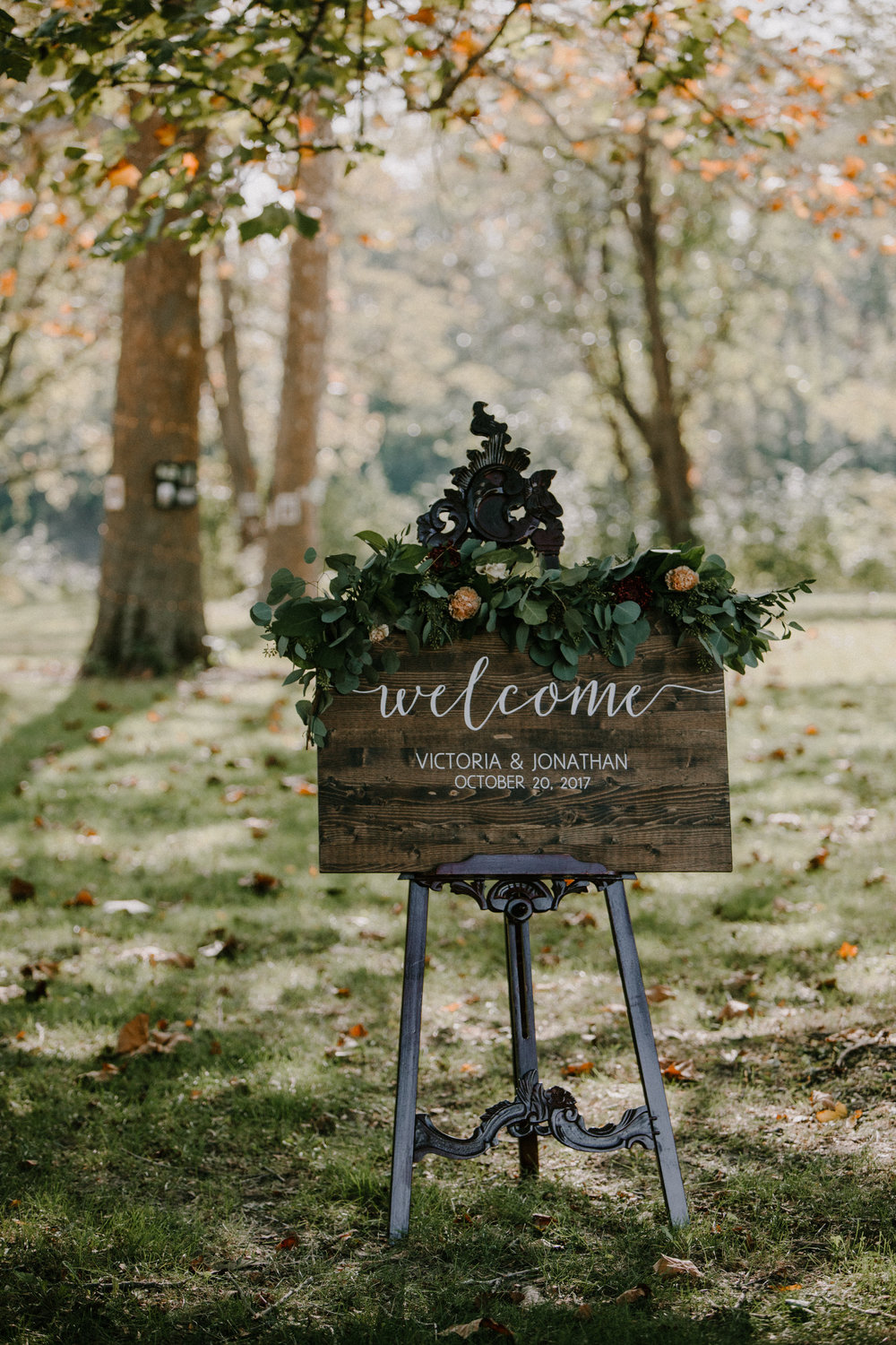 Victoria & Jon - Spruce Rentals, Meredith Washburn Photography, Pear Tree Estates, Pollen & Pastry, Embellish Lettering, Letters from Linds and more!