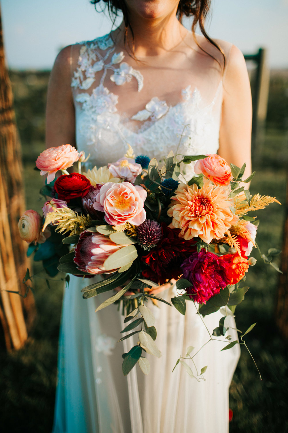 Alex & Kate - Deidre Lynn Photography, Fabulous Affairs, Floral Designs & Spruce Rentals