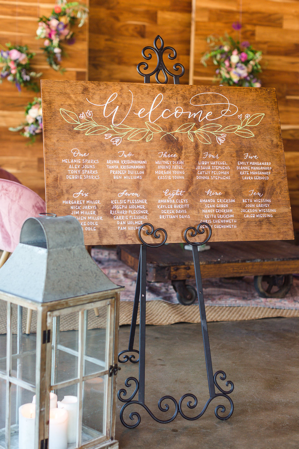 Spruce Rentals - Romantic Spring Wedding with Pear Tree Estate, NRS Photography, Fancy Florals by Nancy, Sugar by Sarah, Apricity Ink, Elite Bridal, Old Oaks Vintage Rentals and Spruce Rentals!