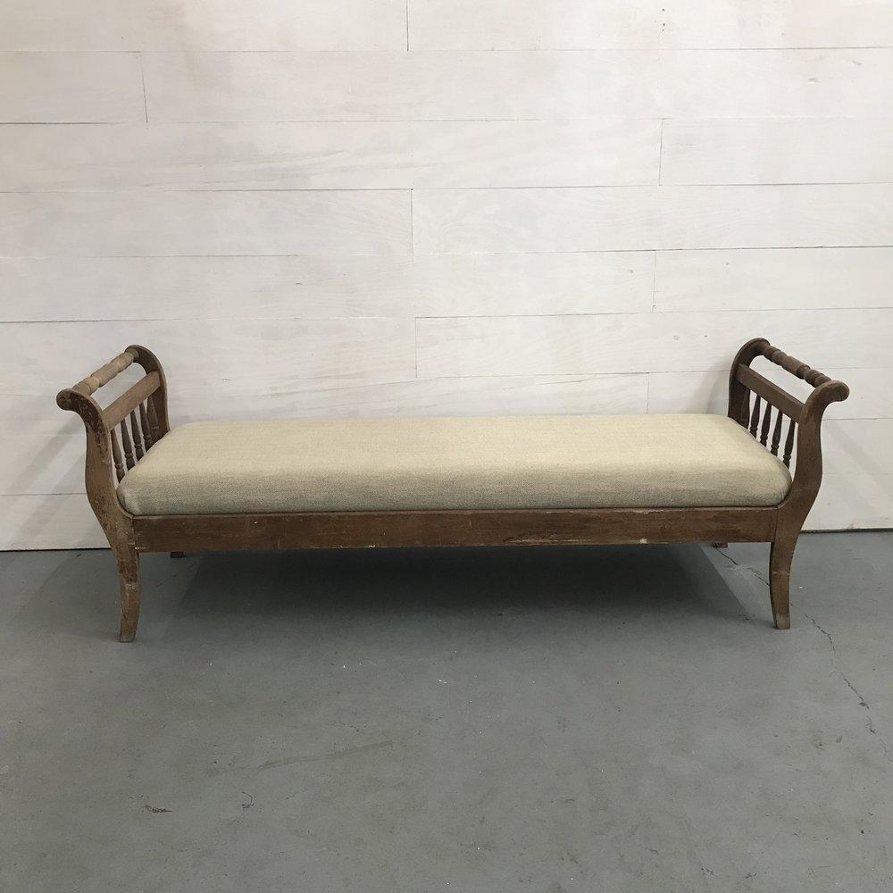 Francis Butler's Bench
