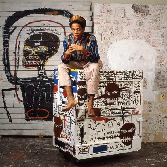 Basquiat, the original art rockstar