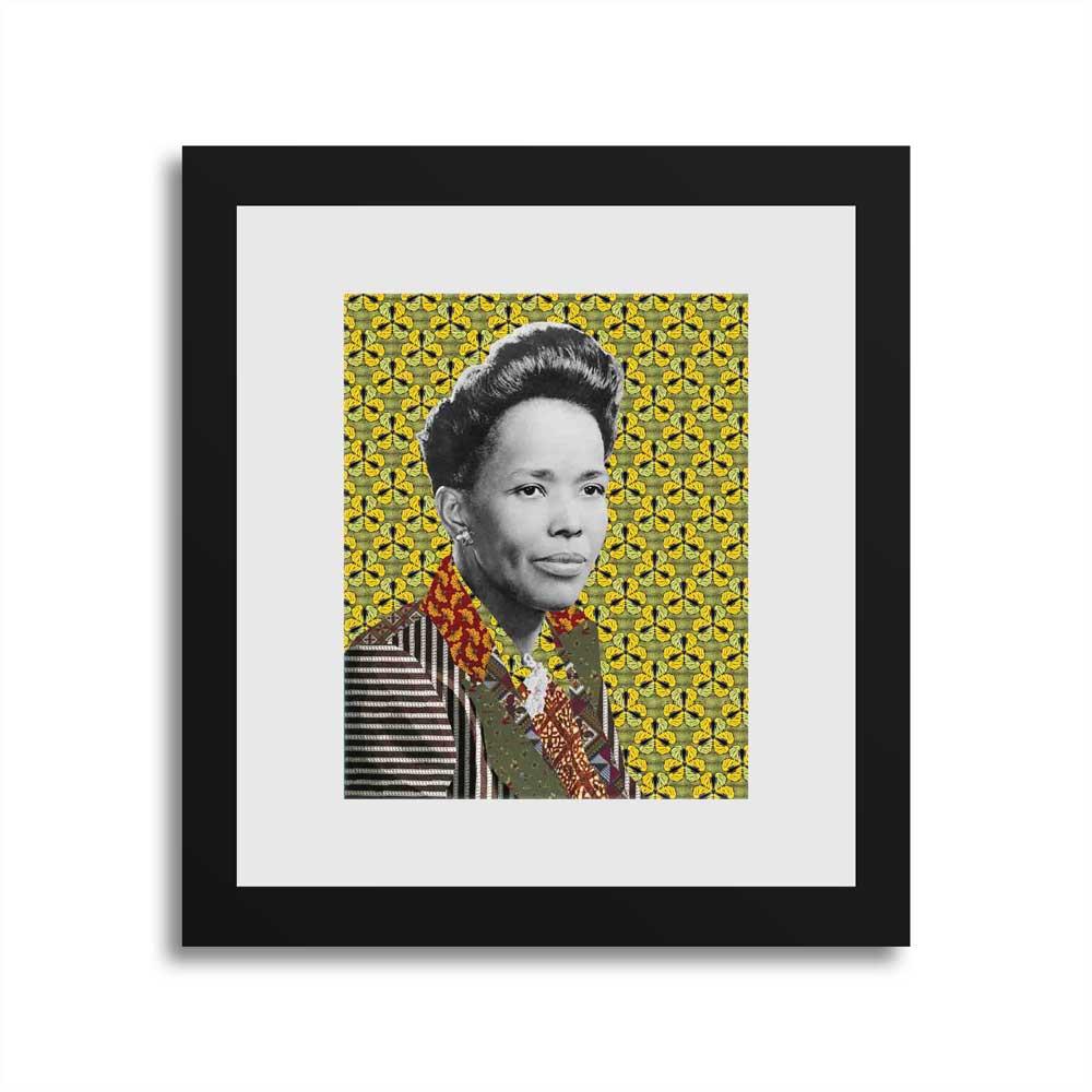 MAKEBA RAINEY - Africa, America Ella Baker — BLCK PRISM