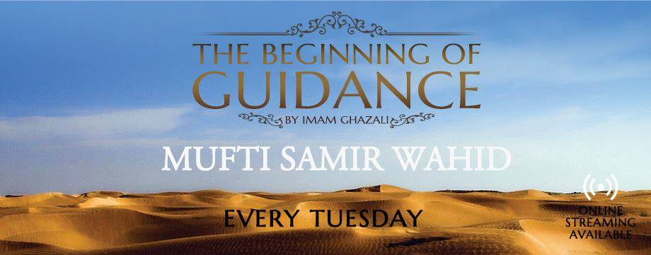 Beginning of Guidance