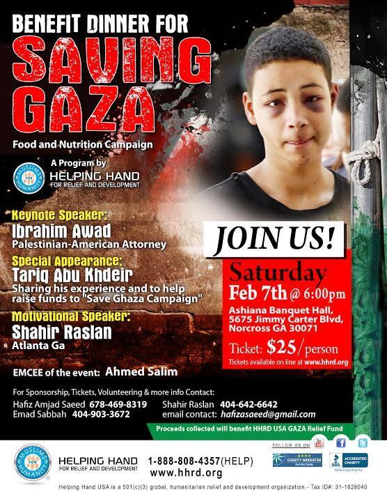 Saving Gaza