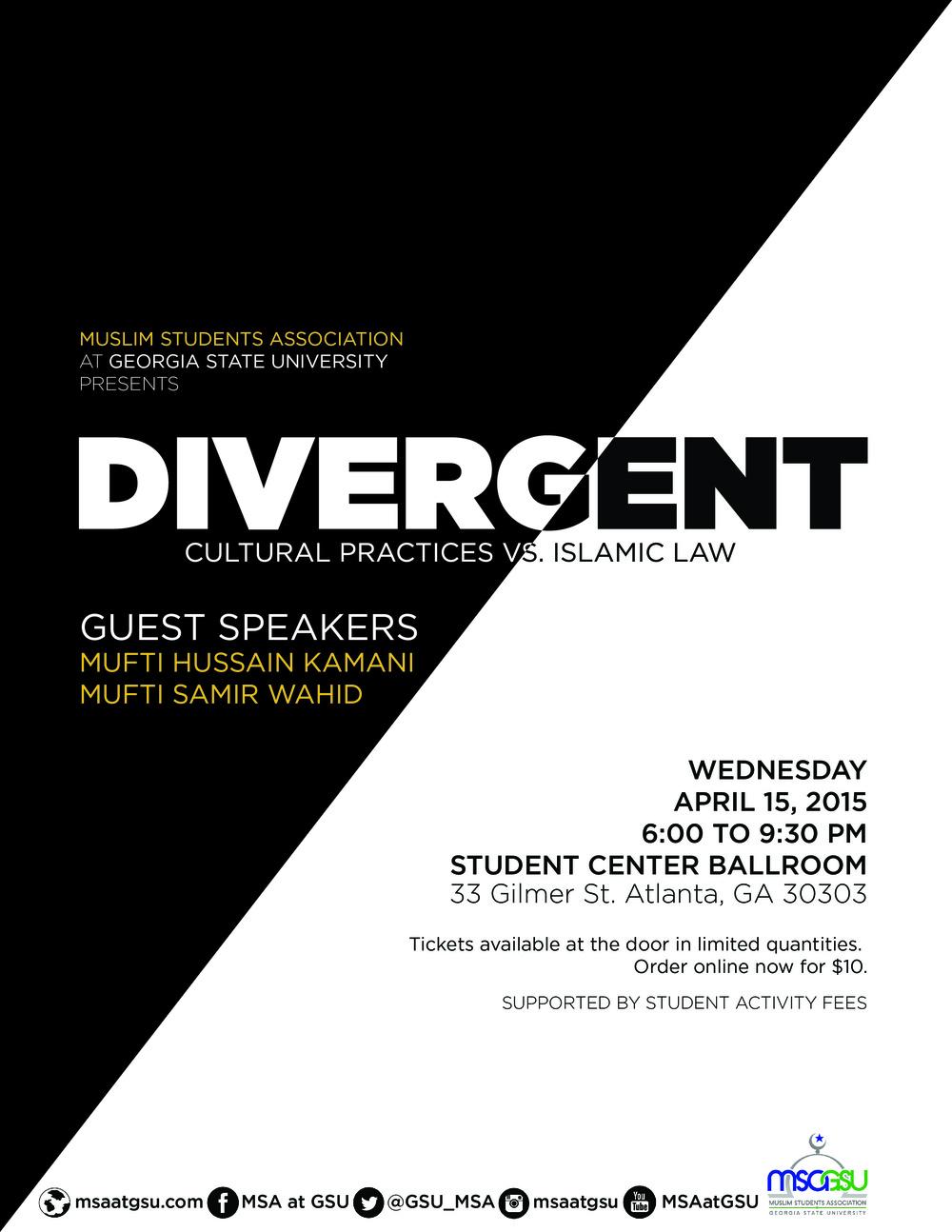 Divergent: Cultural Practices vs. Islamic Law