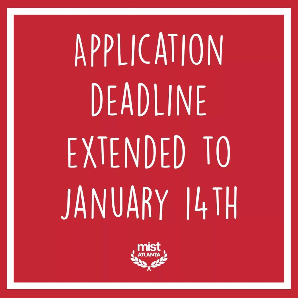 Application deadlines for MIST volunteers have been extended! Don't miss out on the exciting events this year's MIST has in store! MIST Atlanta is looking for volunteers, judges, and competition heads who have the courage (and the professionalism) to forge change- the kind that improves, betters, and inspires the people around them. Apply today to get involved! Here are the application links: Category Heads: http://bit.ly/2gVN7n8 Judges: http://bit.ly/2i3lHRb Volunteers: http://bit.ly/2i921r5 https://mistvolunteers.typeform.com/to/e4ivRR