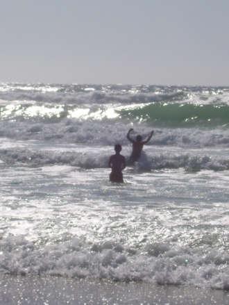 Ocean Embrace