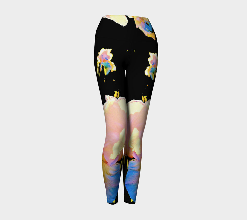 Iris Rainbow Leggings
