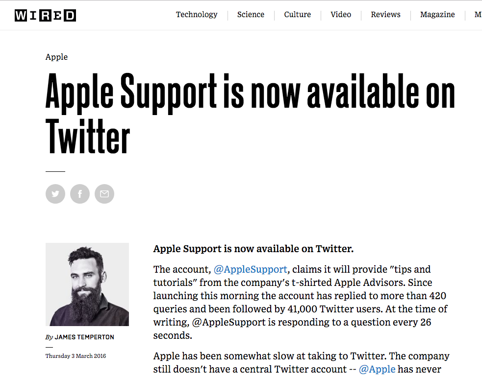 SUPPORT — Chelsea Carter Writes Copy.