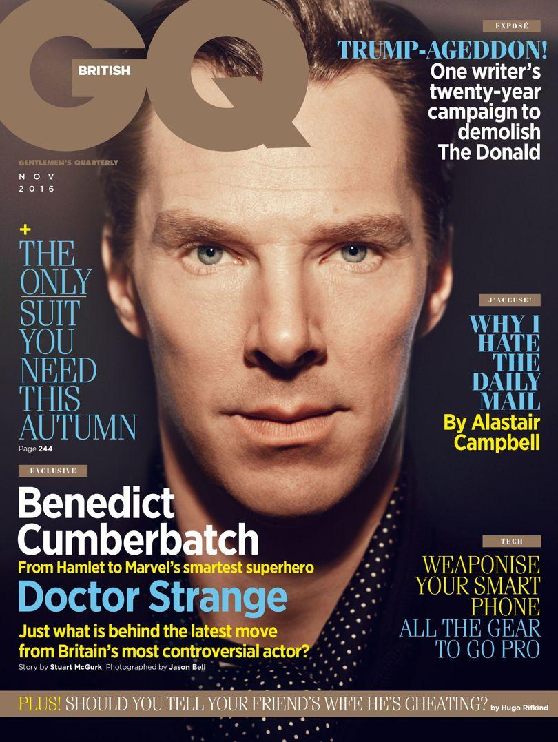 GQ BRITISH NOVEMBER 2016