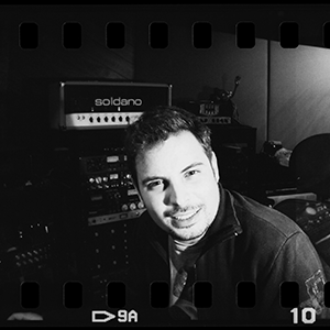 Luis Lopes - Producer / Sound Engineer