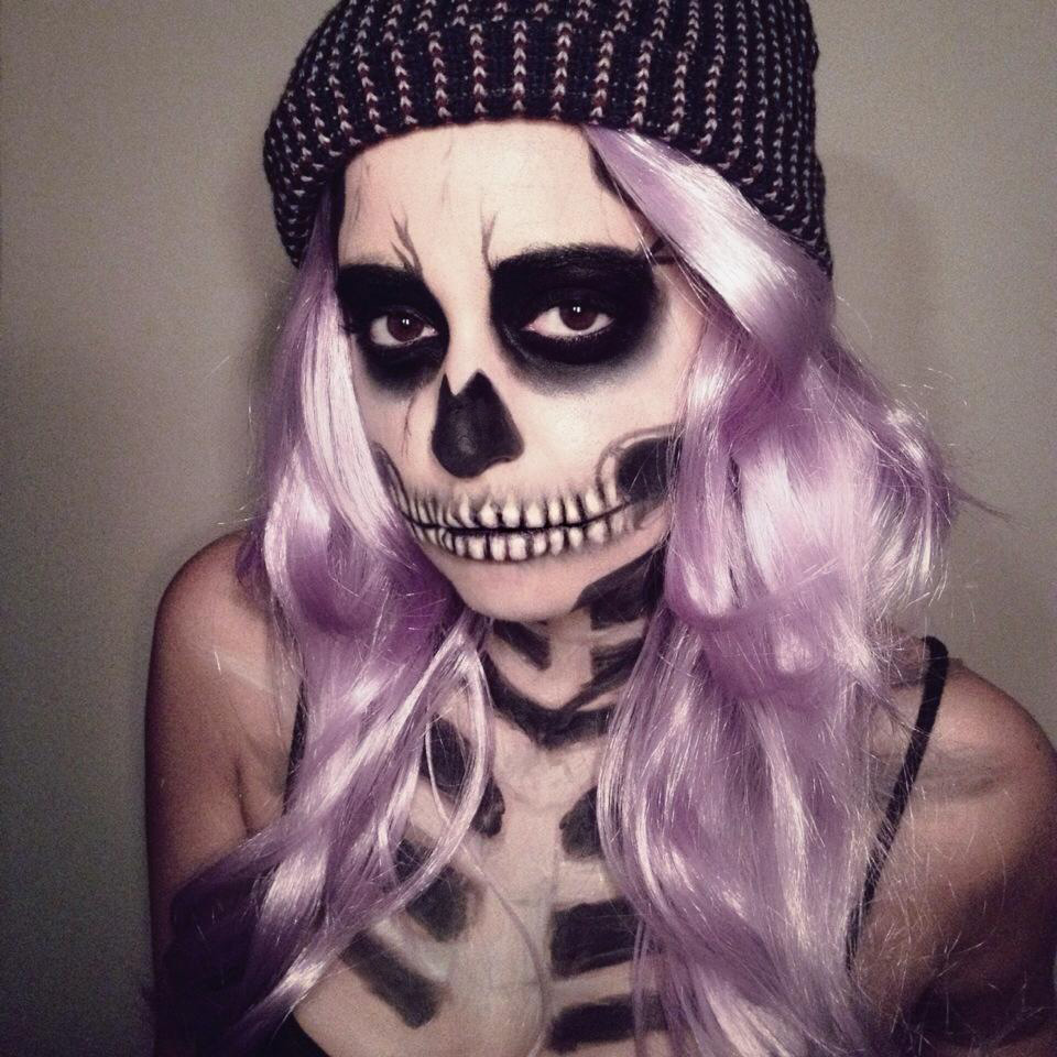 Look 6 / Day 6: Skelepunk