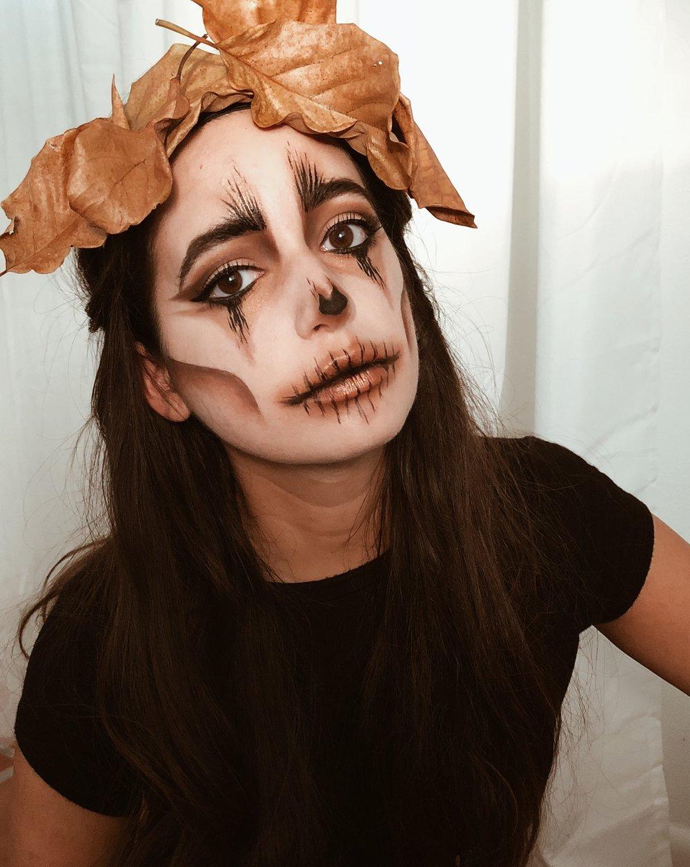 halloween-makeup-pumpkin-spice-editorial-mua-diy-costume-cosplay-tutorial-sfx-gypsy-glam