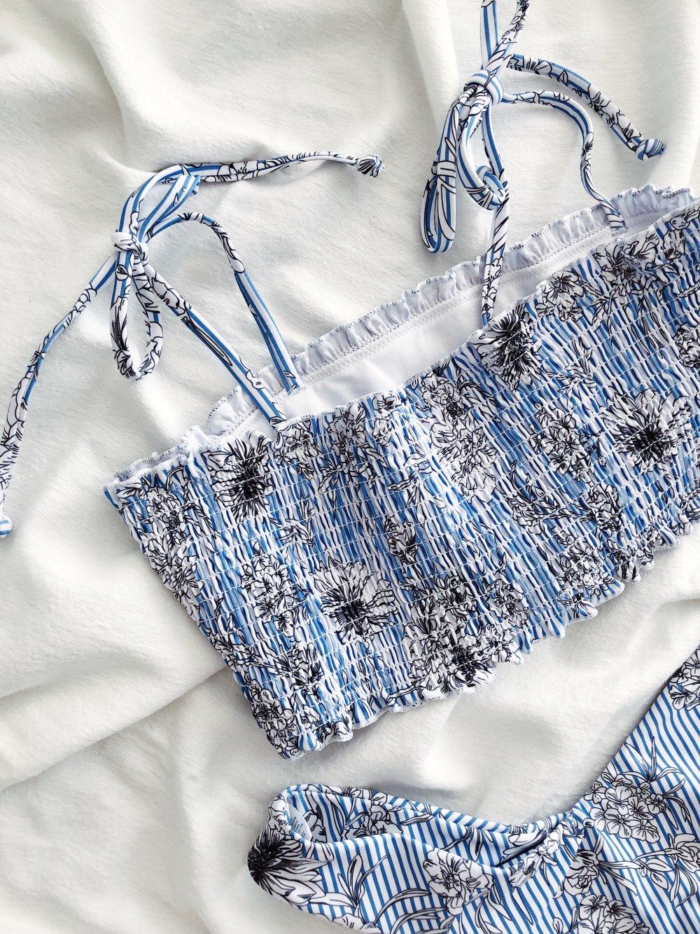 shein swimsuit bikini haul and review swimwear spring summer instagram trendy swim