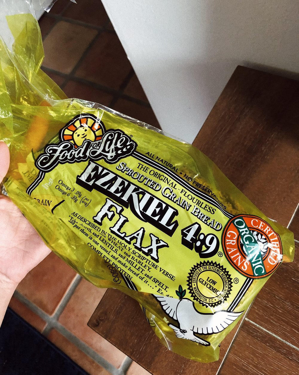 all time favorite products the weekend gypsy ezekiel bread