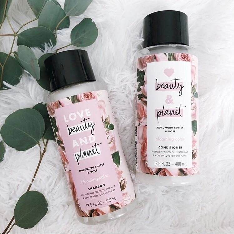 all time favorite products the weekend gypsy shampoo and conditioner hair care