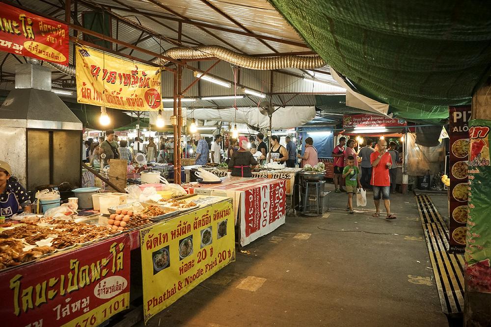 Weekend Market, Phuket