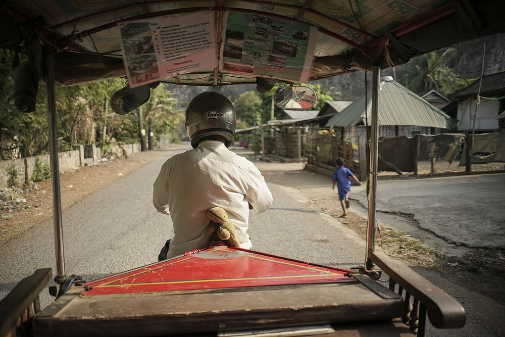 Sopha, my Tuk Tuk guide