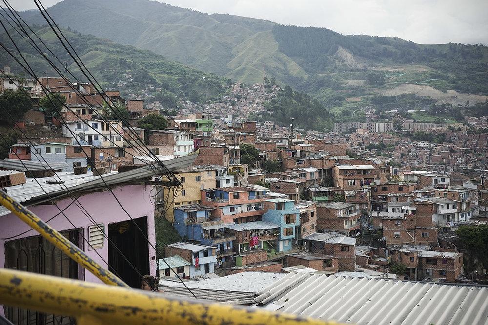 Medellín, Round 2