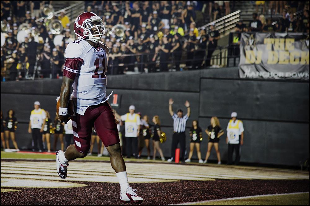 Temple Vanderbilt Football