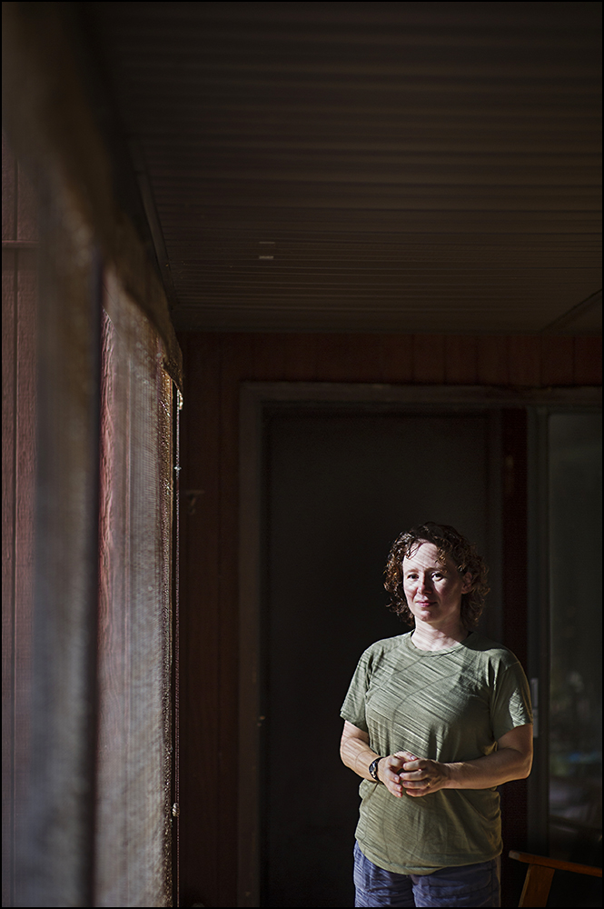 Annabelle Williams from Cave City, KY poses for a portrait at her home on Thursday, August 21, 2014. Williams plans to sign up for the Affordable Health Care Act in November. Photos by Brian Powers