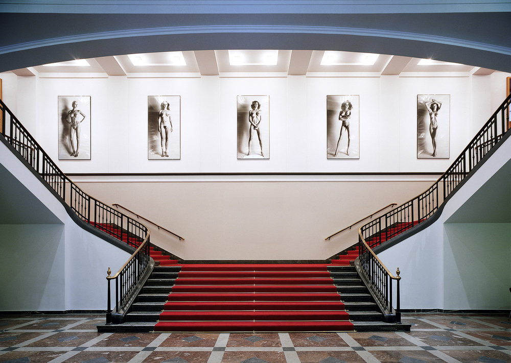 Images courtesy the Helmut Newton Museum for Photography