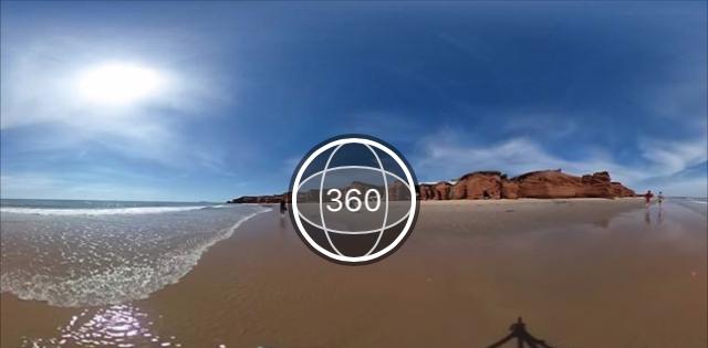 Des images à 360 degrés! Un effet wow assuré! Contactez-nous pour plus d'information.