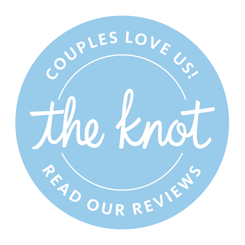 Listed on The Knot