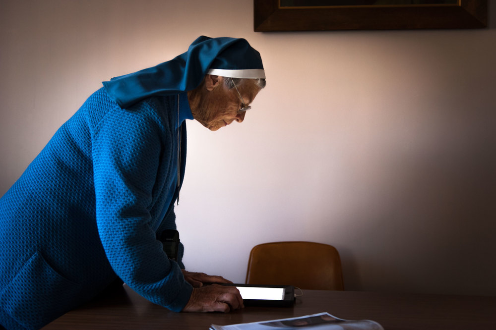 Women like Sister Shirley are an increasingly rare breed. She is one of a dwindling number of missionary nuns living in convents in rural Australia.