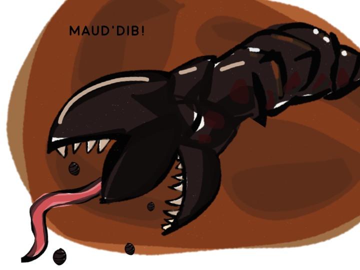 8) Maud'dib!