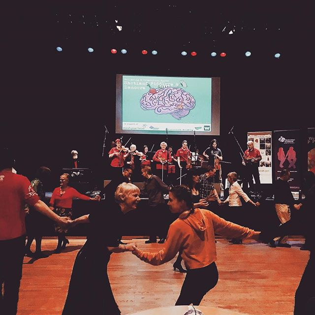 A massive thank you to everyone who came dance, play, sing, raffle & ask questions about the brain at our #Wellbeing & #Creativity Spree last night at Mareel supporting Mind Your Head & Alzheimer Scotland - Shetland.  Thanks to the Brainiacs Bells Brae Primary School, Peter Wood, Shetland Fiddlers' Society, Shetland Folk Dance, Suzanne Briggs (the Wellbeing Choir) and Shetland Arts teams!  Watch this space for final figures & our video from the evening! 🙏🎉