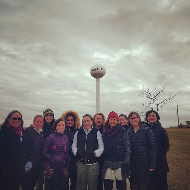 Lunch walk #thisispublichealth #healthywisconsin