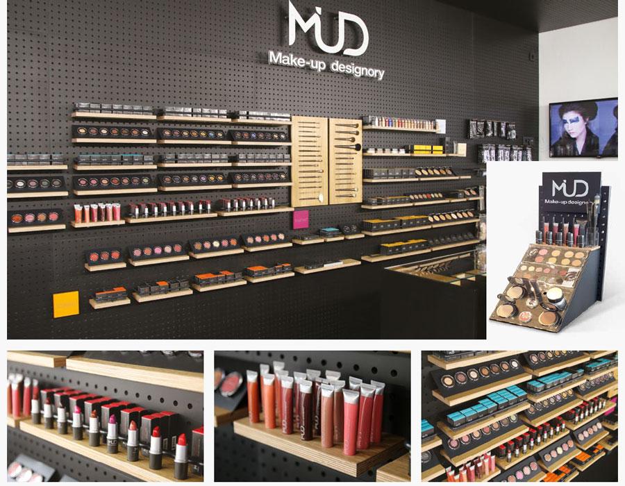MUD Store Design