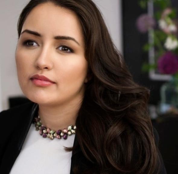Tina Sohrab (Photo by Andy Kazce)