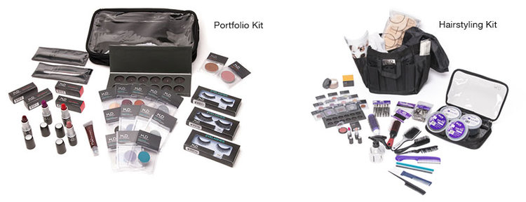 Make-up Kit Level 3, im Kurspreis enthalten
