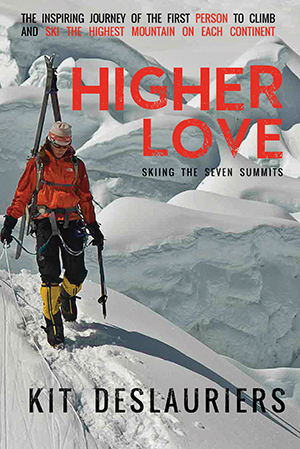 Higher Love Front Cover