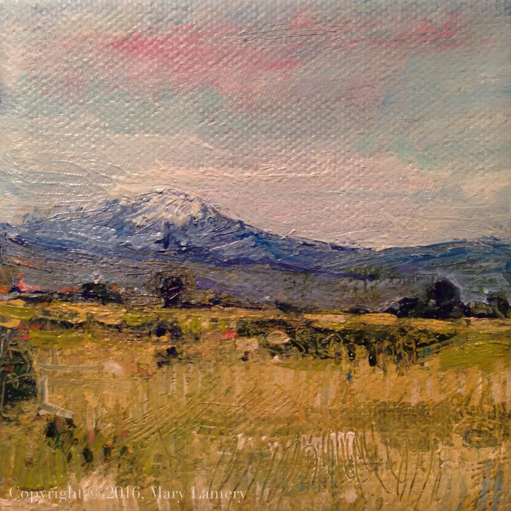 Yakama Nation, Mount Adams