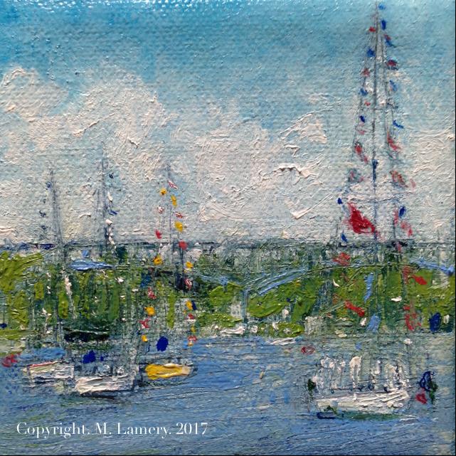Portage Bay Sail