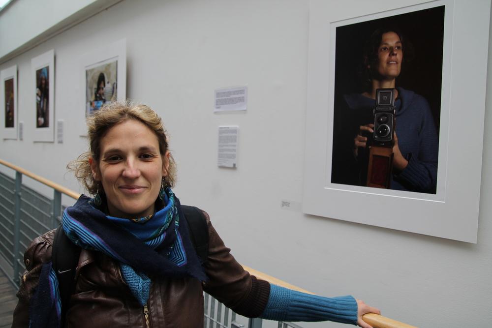"""Luis Arnal exhibition """" Fighter"""""""