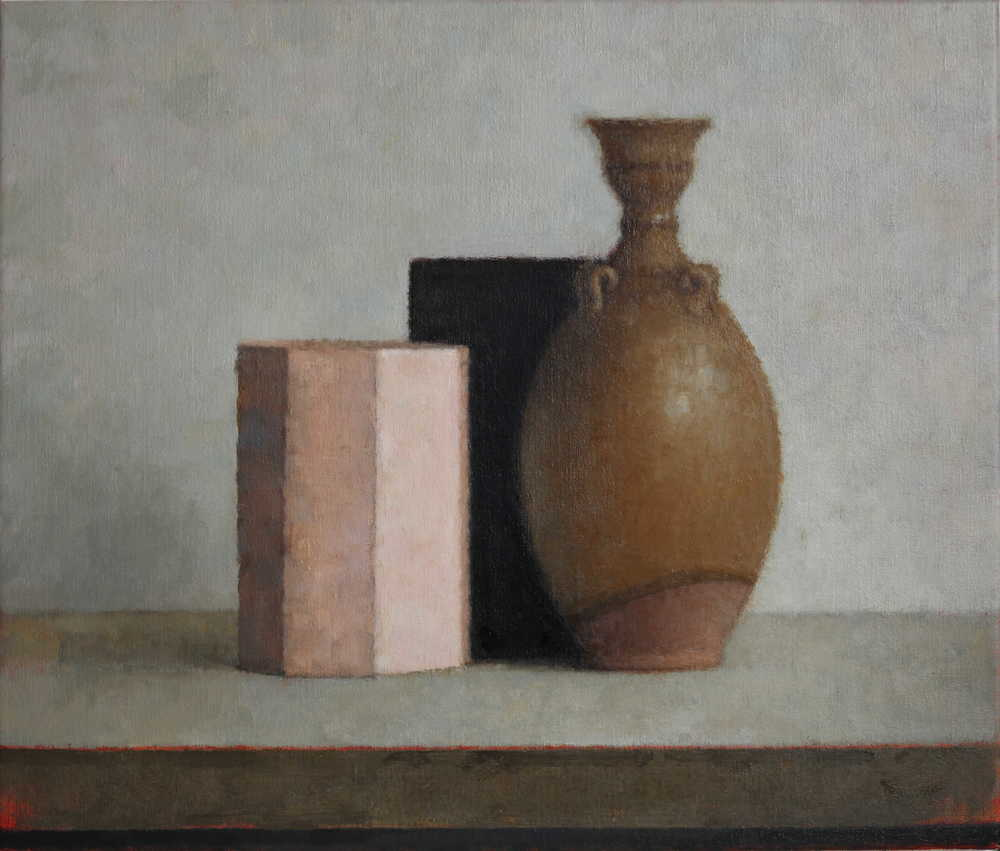 SL297, 2012, oil on linen, 730 x 840mm.