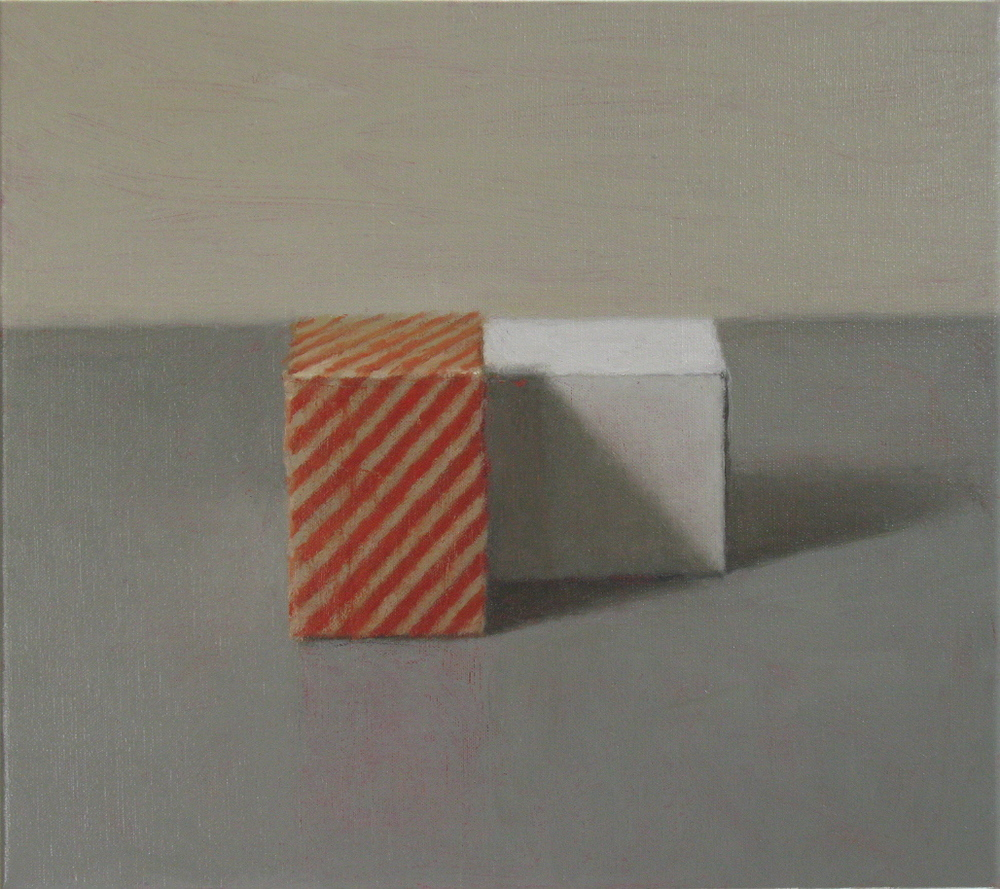 SL269, 2010, Oil on linen, 410mm x 460mm