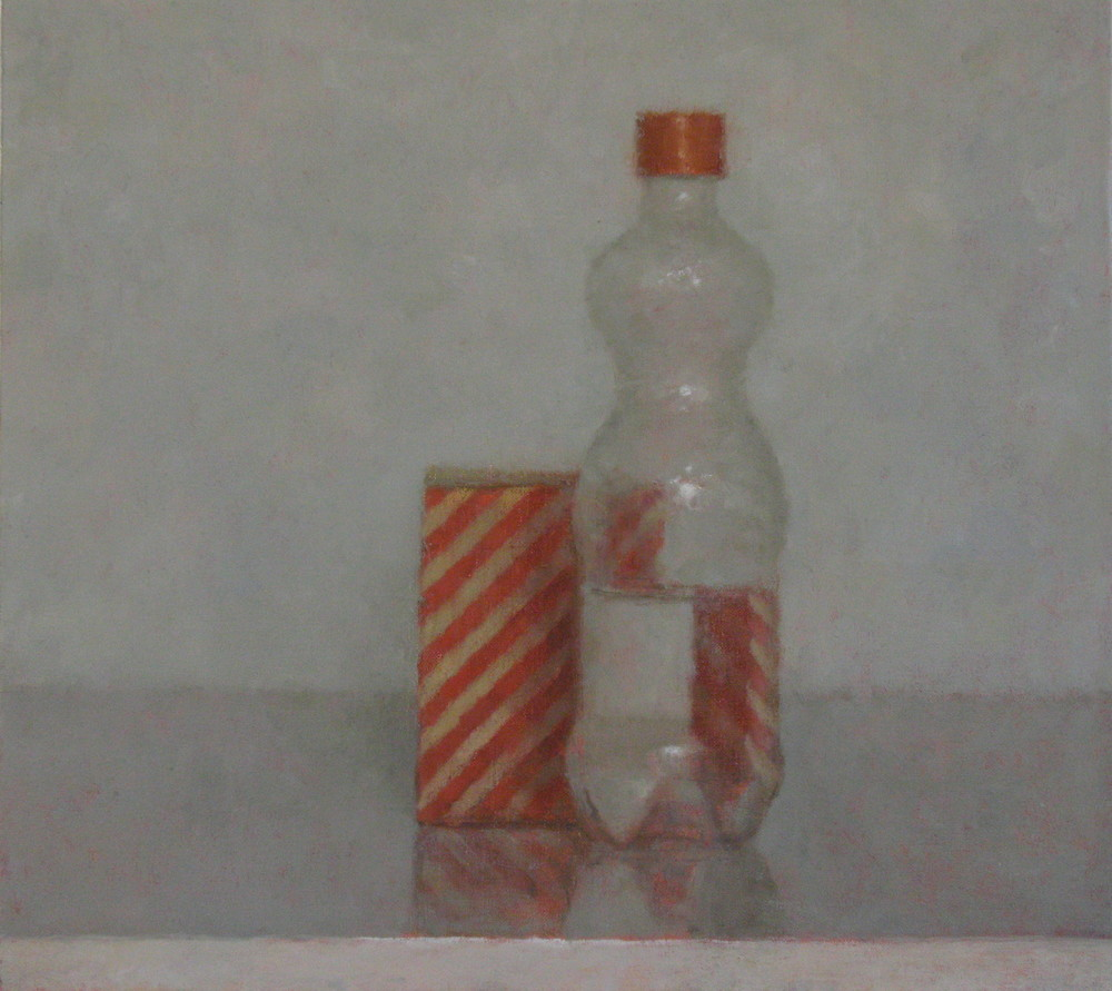 SL249, 2009, Oil on linen