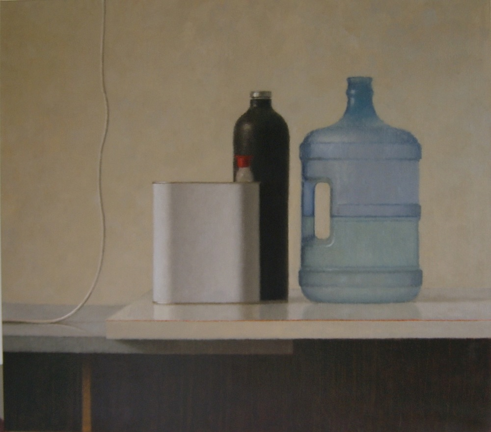 SL266, 2010, oil on linen, 1220mm x 1370mm.